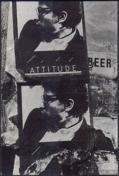 attitude and beer, well, they just sort of go together