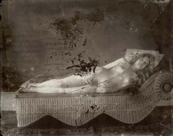 One of my favorite Bellocq photographs, from the out of print monograph.