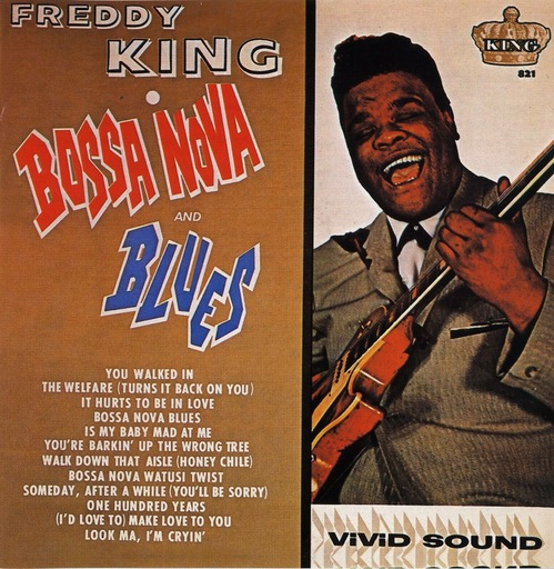 Freddy King - Bossa Nova And Blues - Front.jpg