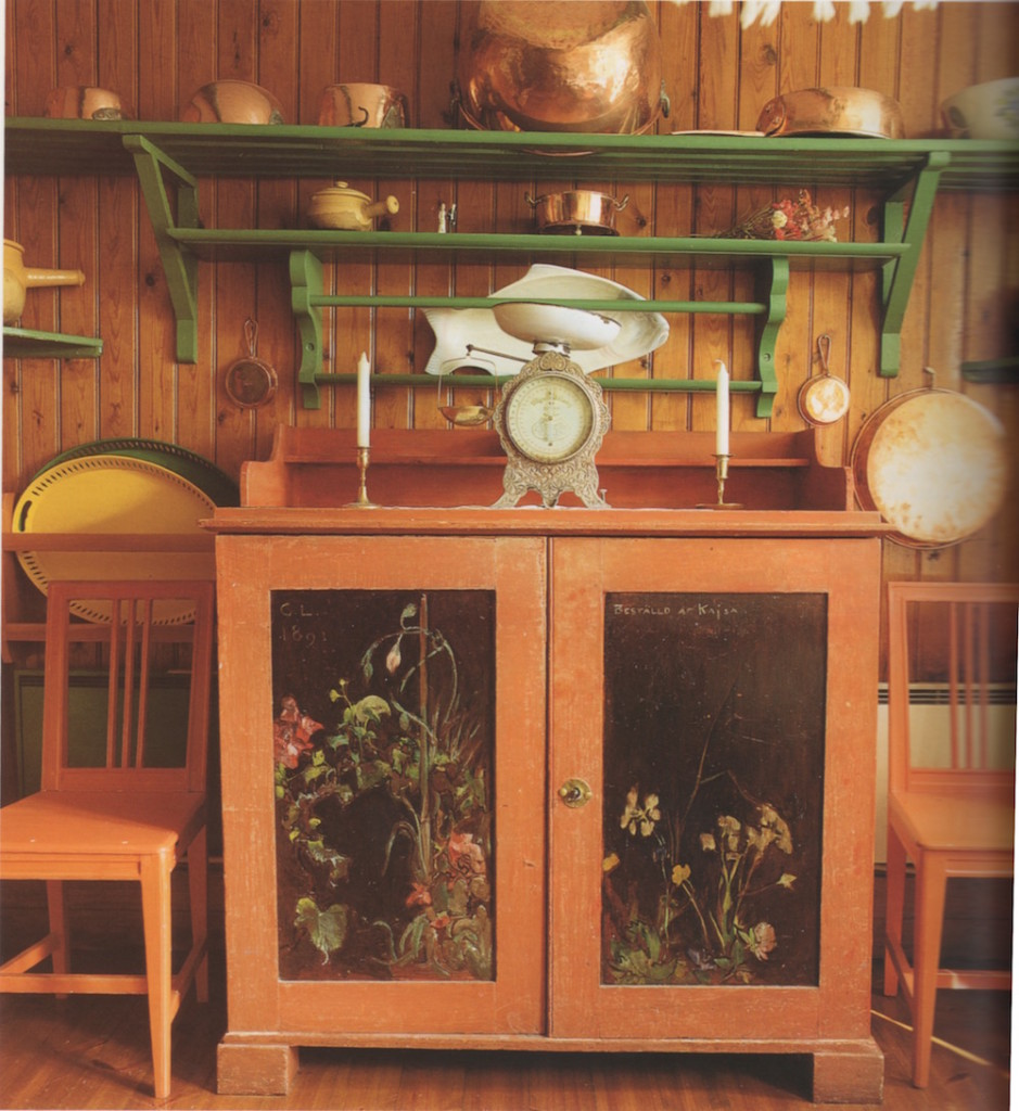 Upcycling for Upcycled kitchen cabinets
